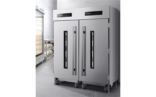 企业单位食堂消毒柜设备商用双门热风循环消毒柜